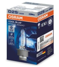 Автолампа D2S Ксенарк  35W Cool Blue Intense 66240 Osram