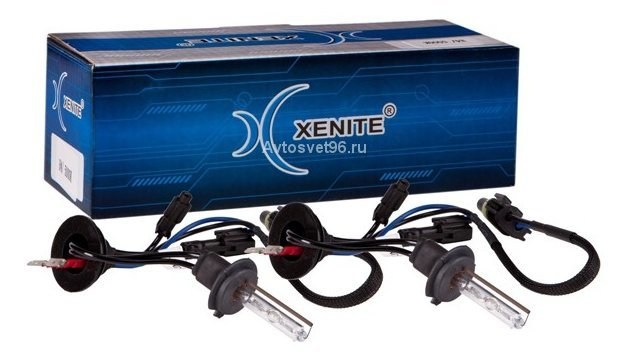 Лампа XP Xenite H4 H/L (6000K) AC