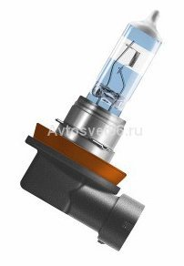 Автолампа H11 12V 55W (PGJ19-2) NIGHT BREAKER UNLIMITED +110%  64211NBU OSRAM