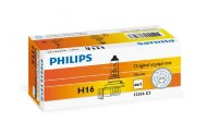 Автолампа H16 12V 19W (PG19-3) 12366 C1 PHILIPS