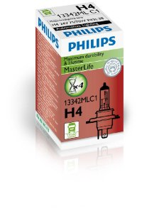 Автолампа H4 24V 75/70W (P43t-38) ML 13342 ML C1 PHILIPS