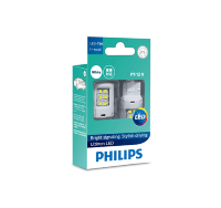 Светодиод 12V  W21W  LED WHITE ULW 11065ULWX2 PHILIPS